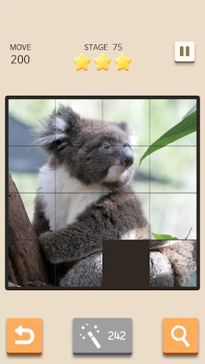 Slide Puzzle King 1.0.7 screenshots 21