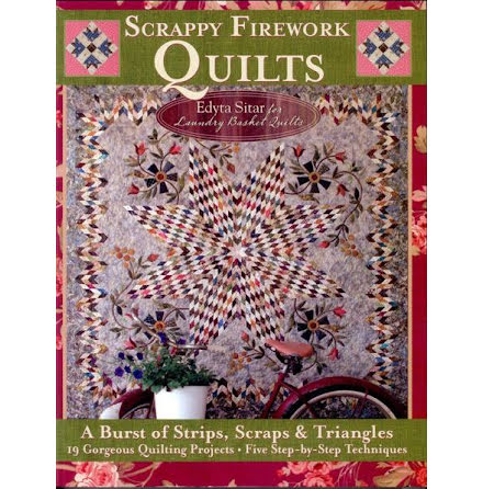 Scrappy Fireworks Quilts (14010)