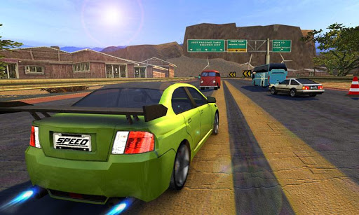 Real Drift Racing : Road Racer screenshot 1