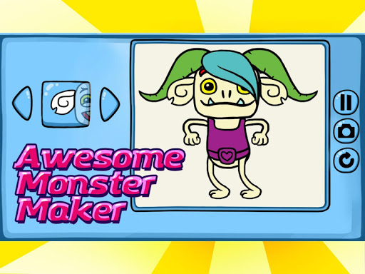 Awesome Monster Maker
