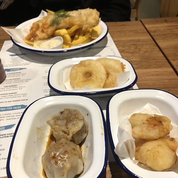 Photo from Theo's Fish Bar