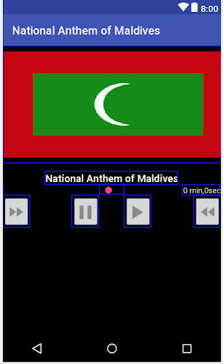National Anthem of Maldives for PC