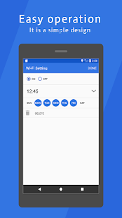 App Simple WiFi Timer - SleepTimer & Auto Scheduler APK for Windows Phone