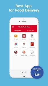 All in One Food Ordering App - Order food online 2.6
