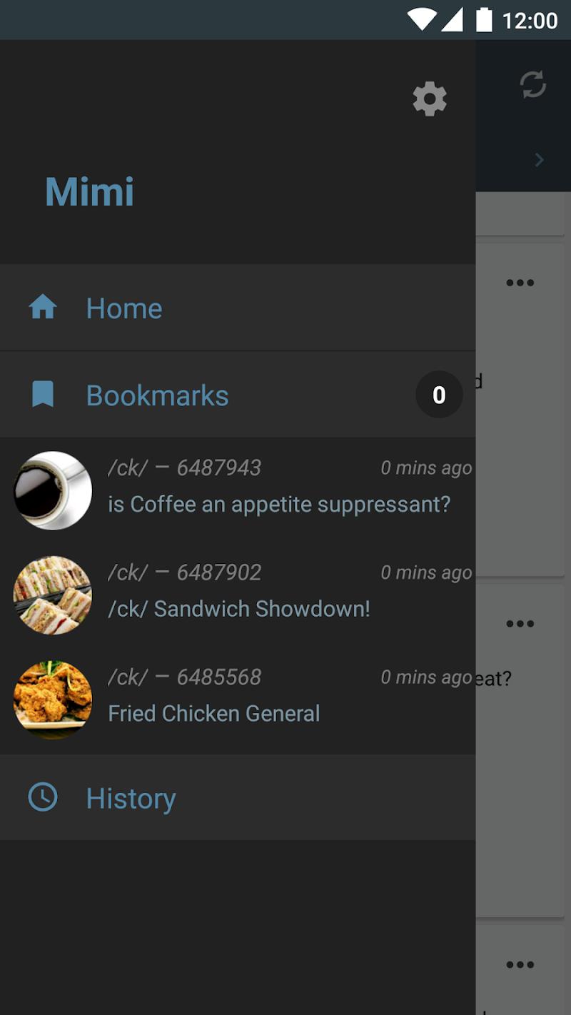 Mimi 4chan Reader (donate) Screenshot 3