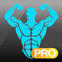 Gym Fitness & Workout : Personal trainer PRO icon