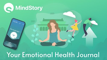Anxiety relief journal: mental health & depression
