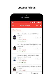 Pigi Wholesale – Whey Protein Health Supplements App Latest Version Download For Android and iPhone 2
