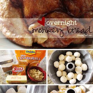 Overnight Monkey Bread