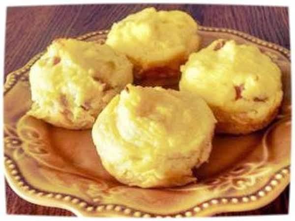 Cheesy Mashed Potato Puffs Recipe