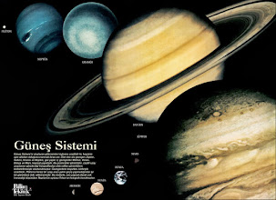 Photo: Güneş Sistemi