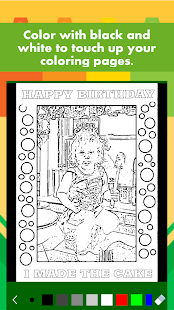 coloring page maker printable coloring pages apk download - Coloring Page Maker