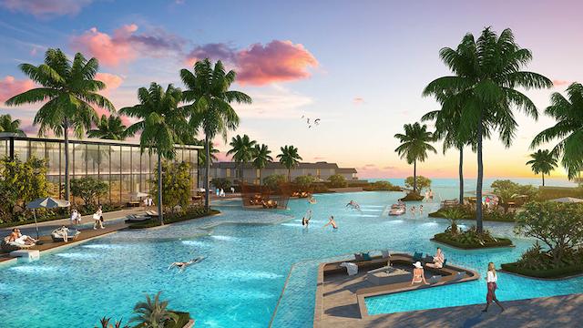 Sun premier village kem beach resort sở hữu nhiều tiện ích đẳng cấp