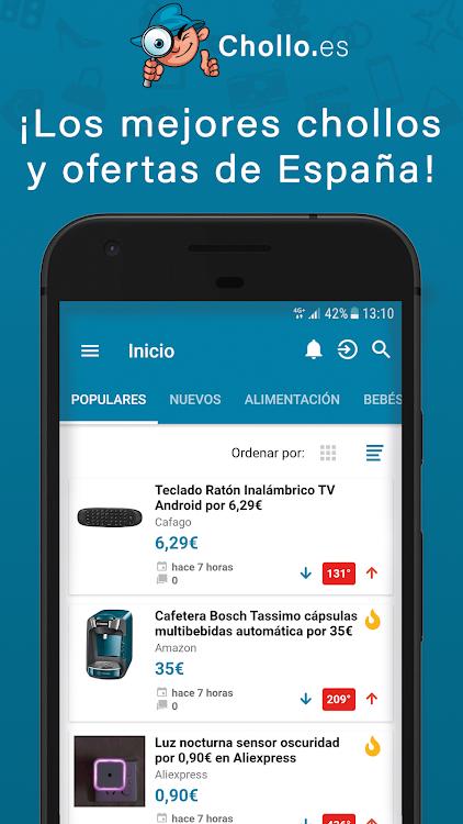 foto de Chollo mejores chollos, ofertas y productos gratis – (Android Apps ...