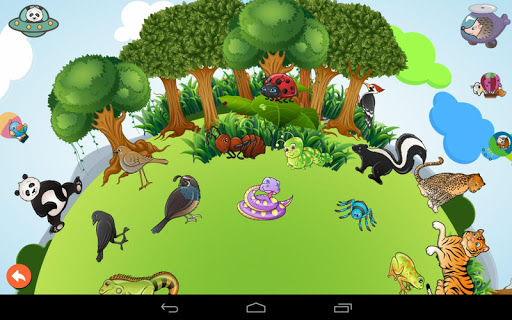 Free Kids Puzzle Game - Animal - screenshot