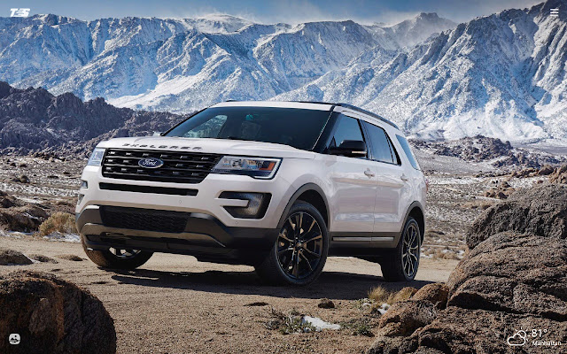 Ford Explorer HD Wallpapers New Tab