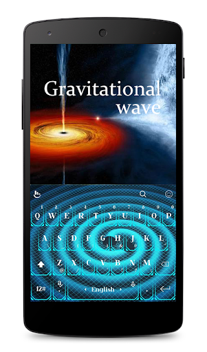 Gravitational Wave Keyboard