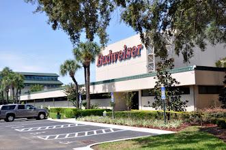Photo: Anheuser-Busch Brewery Tour