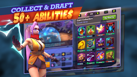 Ability Draft: Idle Spell Battle Royale 4