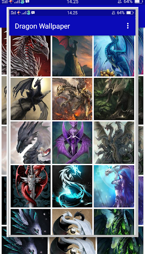 Dragon Wallpaper 1.5 screenshots 6