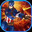 Strange Heroe Captain USA Army game APK