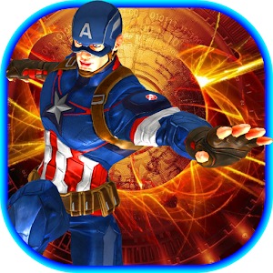 Strange Heroe Captain USA Army APK Download for Android