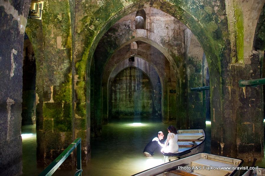 Арояный бассейн, Рамла
