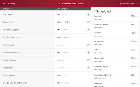 MIT Federal Credit Union screenshot 13