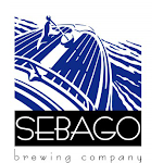 Logo for Sebago Brewing Company