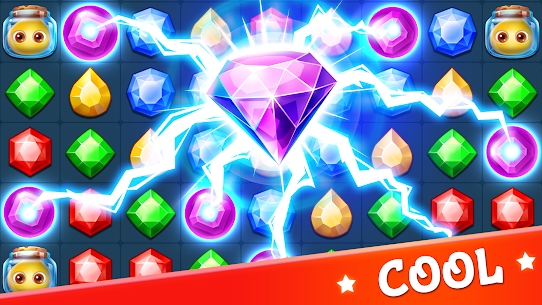 Download Jewels Legend Match 3 Puzzle Mod APK (Unlimited Coins) Android 6