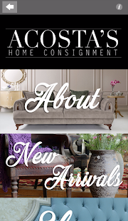 Acosta's Home Consignment- screenshot thumbnail