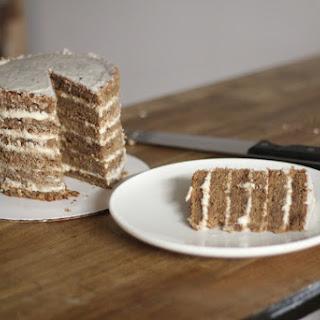 Spice Cake Batter