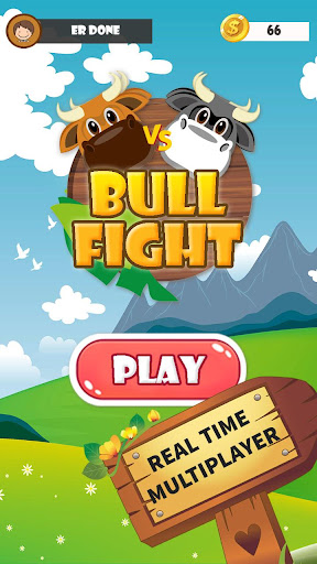 Code Triche Bull vs Bull - Bull Sheep Fight APK MOD screenshots 1