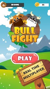 Bull vs Bull - Bull Sheep Fight Screenshot