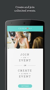 Ceremony - Gather Wedding Photos From Every Guest- screenshot thumbnail