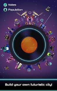 Groove Planet Screenshot 2