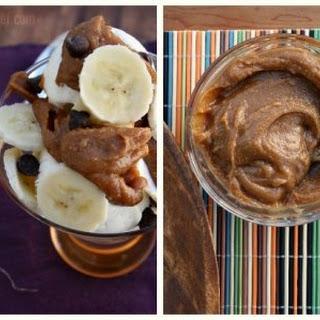 Peanut Butter Ice Cream Sauce