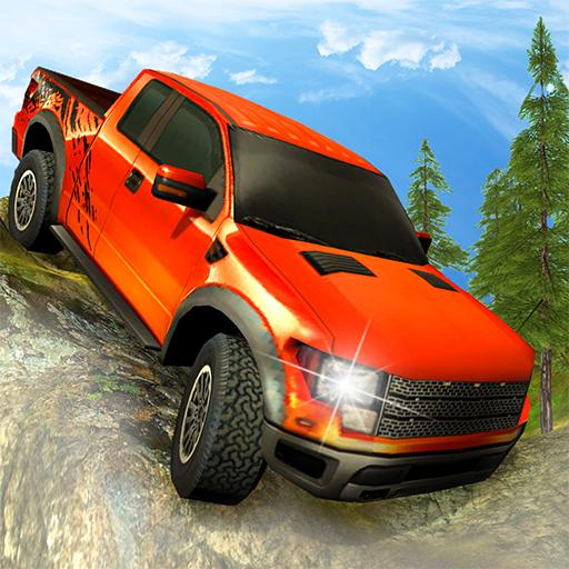 4x4 Offroad Jeep Driving 3D