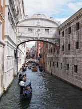 Photo: Bridge of sighs