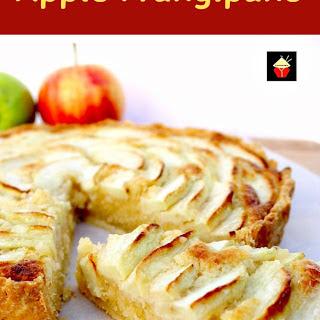 Apple Frangipane