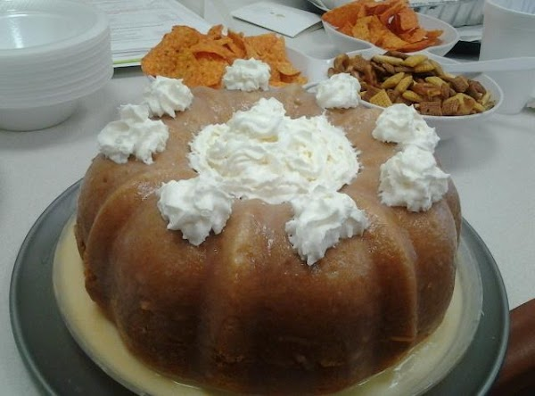 Tres Leches Bundt Cake Recipe