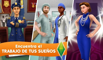 Los Sims™  FreePlay 2