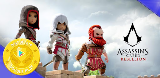 Assassin S Creed Rebellion Adventure Rpg Apps On Google Play
