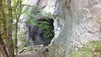 Photo: Grotte du Jourdy