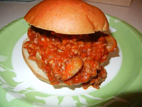 Sloppy Joes-connie Style Recipe