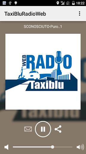 TaxibluRadioWeb
