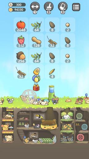 2048 HamsLAND - Hamster Paradise 1.1.0 screenshots 2