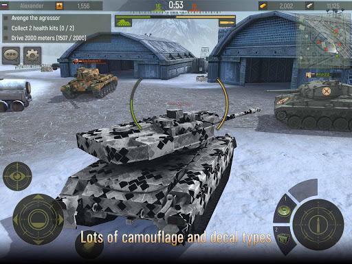 Grand Tanks: Best Tank Games 3.03.6 screenshots 7