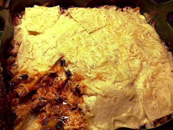 Enchilada Casserole Recipe