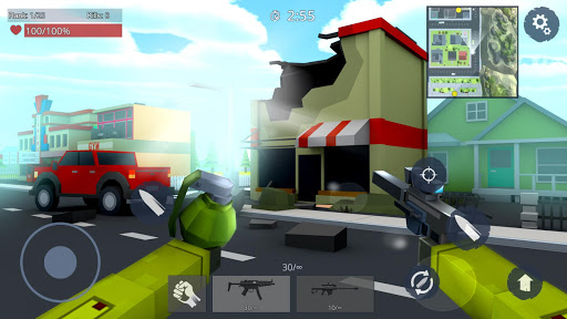 Rules Of Battle: 2020 Online FPS Shooter Gun Games  screenshots 10